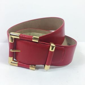 80s Vintage Statement Waist Belt Adjustable